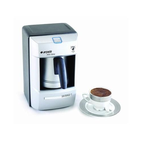Her Pişirimde Aynı Lezzeti Sunan Tek Cezvede Üç Fincan Köpüklü Kahve Yapan Mini Telve
