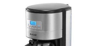 Arçelik K 8415 KM Kahve Makinesi Kapasite (fincan) 12