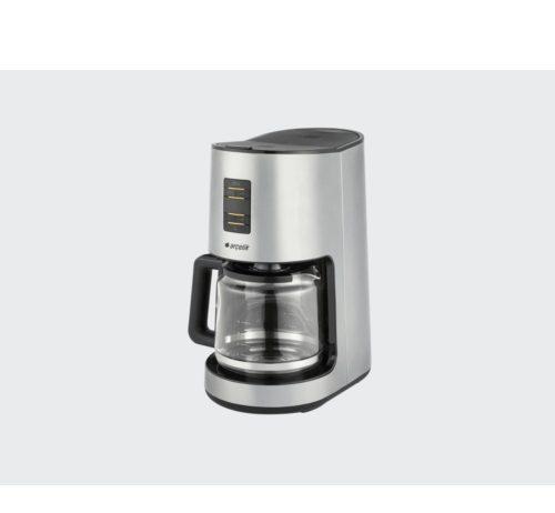 Arçelik K8580 Kahve Makinesi Özellikleri Genel Özellikler Güç (W) 1000 W Karaf Kapasitesi (Fincan) 10 Ürün Rengi İnoks