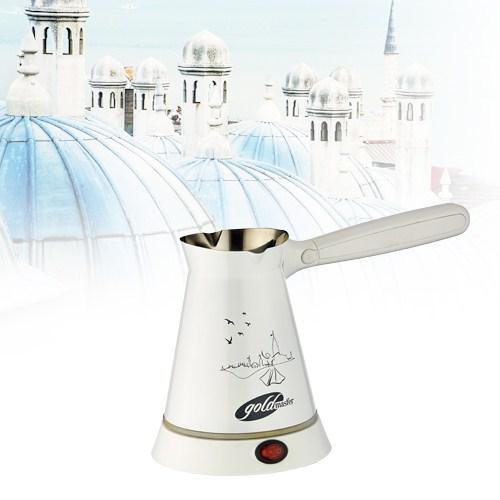 Goldmaster İstanbul Serisi GM-7324 Kahve Makinesi Özellikleri 300 ml/4 fincan kapasite