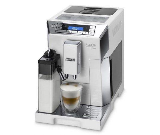 """En gelişmiş cappuccino sistemi olan yeni De'Longhi """"LatteCrema System"""" size son damlasına kadar mükemmel köpük, yoğunluk ve sıcaklık sunar."""