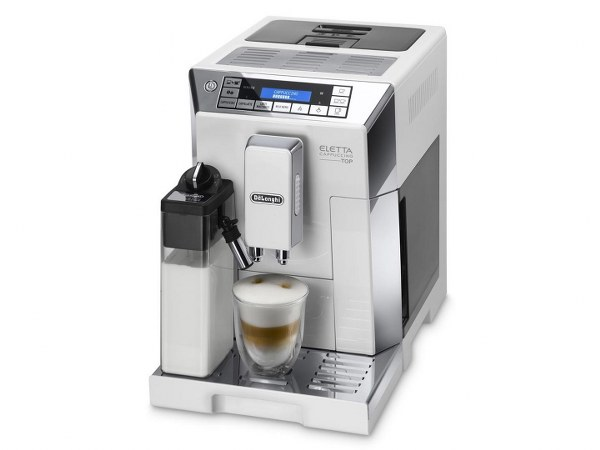 En gelişmiş cappuccino sistemi olan yeni De'Longhi