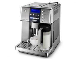 Otomatik cappuccino sistemine sahip De'Longhi ESAM 6600 ile tek tuşla Espresso, Cappuccino, Caffelatte, Latte Macchiato keyfini yaşayabilirsiniz.