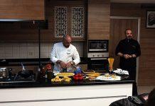 İtalyan Mutfağı konferansı.