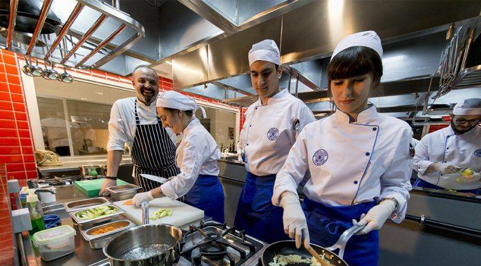 Gastronomi ve Mutfak Sanatları Bölümü görseli.