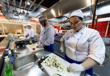 Gastronomi ve Mutfak Sanatları Bölümü.