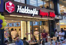 Harun Tülübaş'ın yeni markası Hakkıoğlu Izgara Köfte'nin görseli Gurme Haber'de.